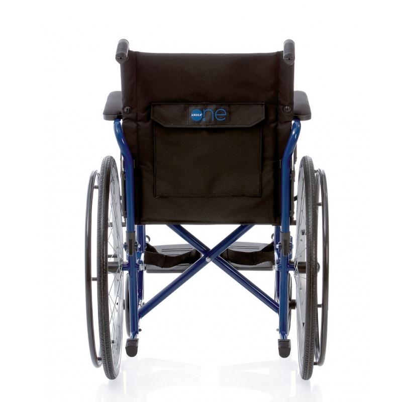 Silla de ruedas plegable cosmo m dica - Sillas de ruedas de traslado ...