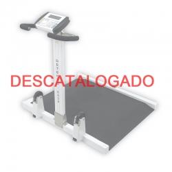 BÁSCULA PLATAFORMA PARA SILLAS DE RUEDAS DIGITAL.CLASE III.