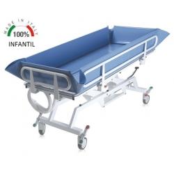 CARRO DE LAVADO INFANTIL - HIDRAULICO HASTA 180 KG