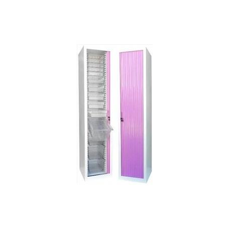 Armario de farmacia sin dotaci n 1 puerta persiana - Puertas de persiana ...