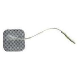 ELECTRODO CON GEL REUTILIZABLE  HEMBRA 4 PIEZAS 40X40 MM PARA TENS.