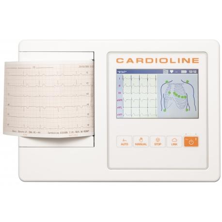 ELECTROCARDIOGRAFO CARDIOLINE ECG100L