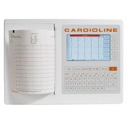 ELECTROCARDIOGRAFO CARDIOLINE ECG 200 S